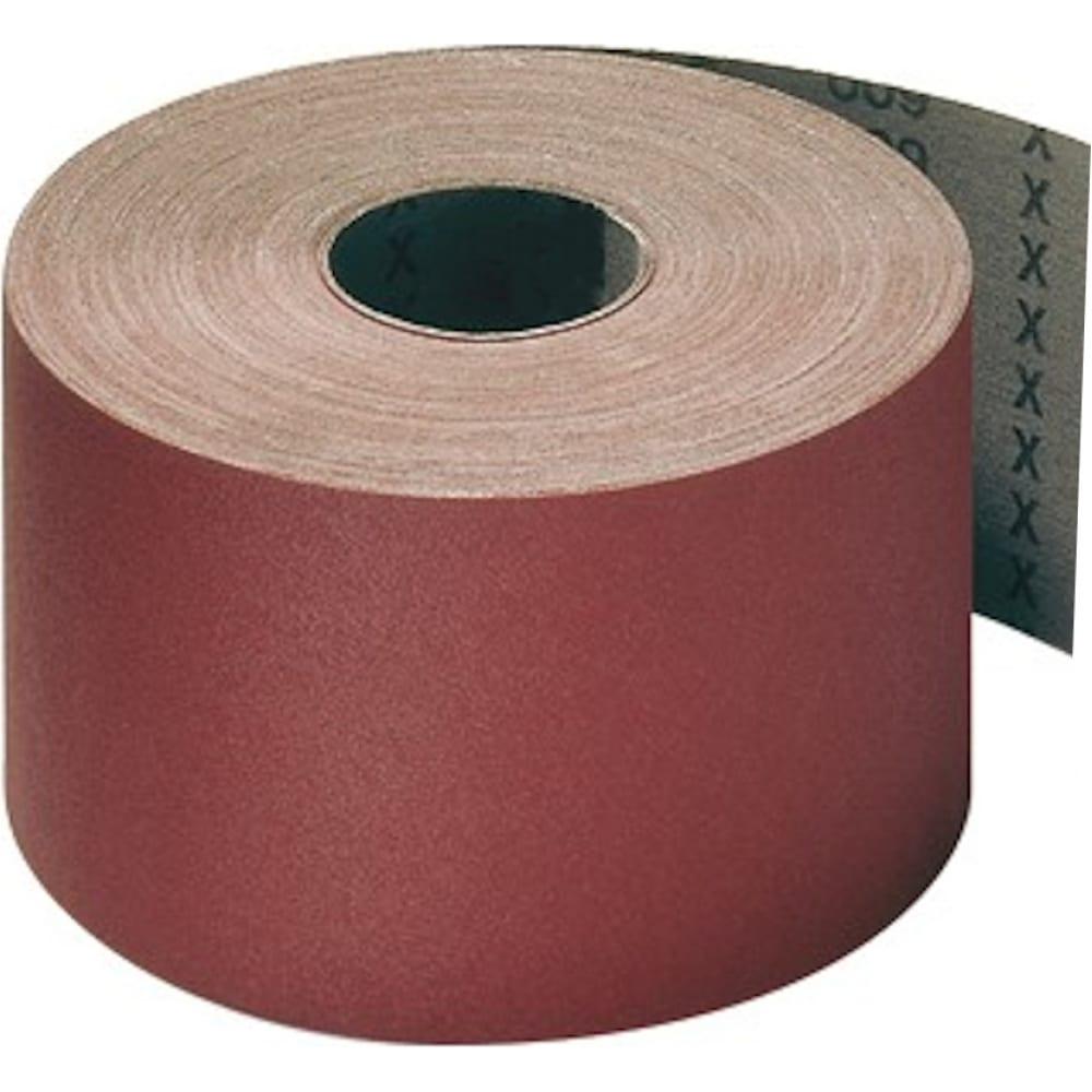 Шкурка шлифовальная на тканевой основе водостойкая (20х0.5 м; р50) griff 031373