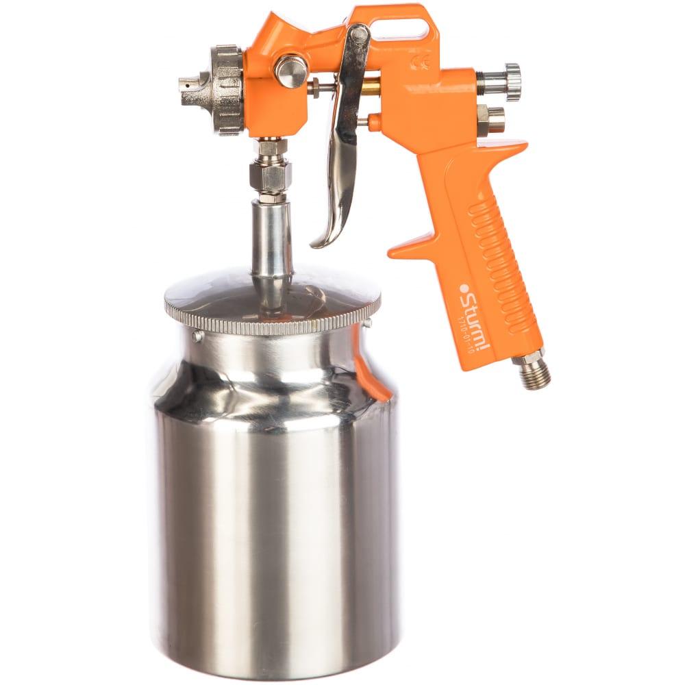 Краскопульт для компрессора sturm 1710-01-10