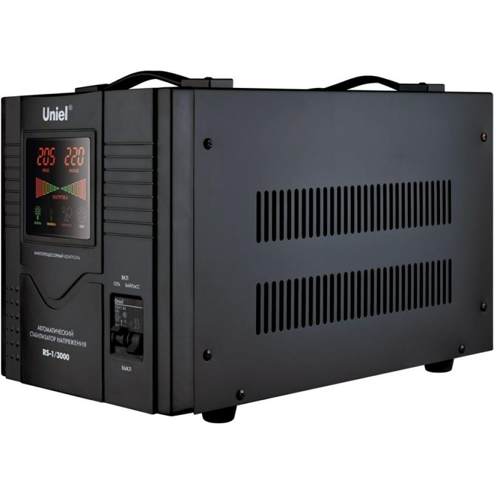Напольный стабилизатор uniel rs-1/3000 03111