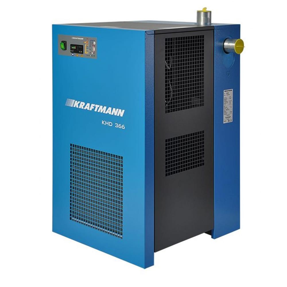 Осушитель рефрижераторного типа kraftmann khd 366