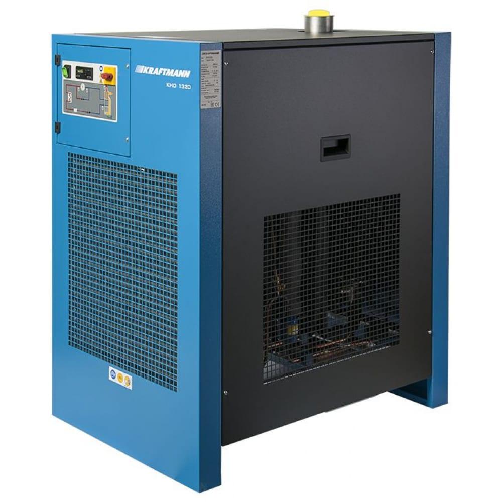 Осушитель рефрижераторного типа kraftmann khd 1320