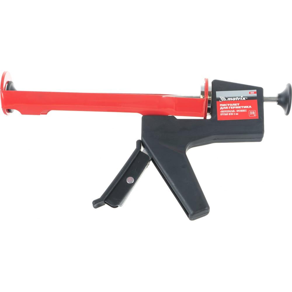Пистолет для герметика matrix 88666