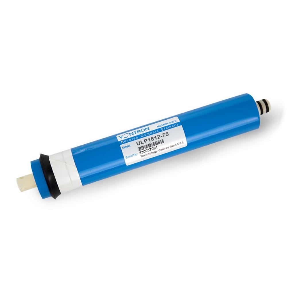 Мембрана vontron ulp1812 75 gpd гейзер 28414