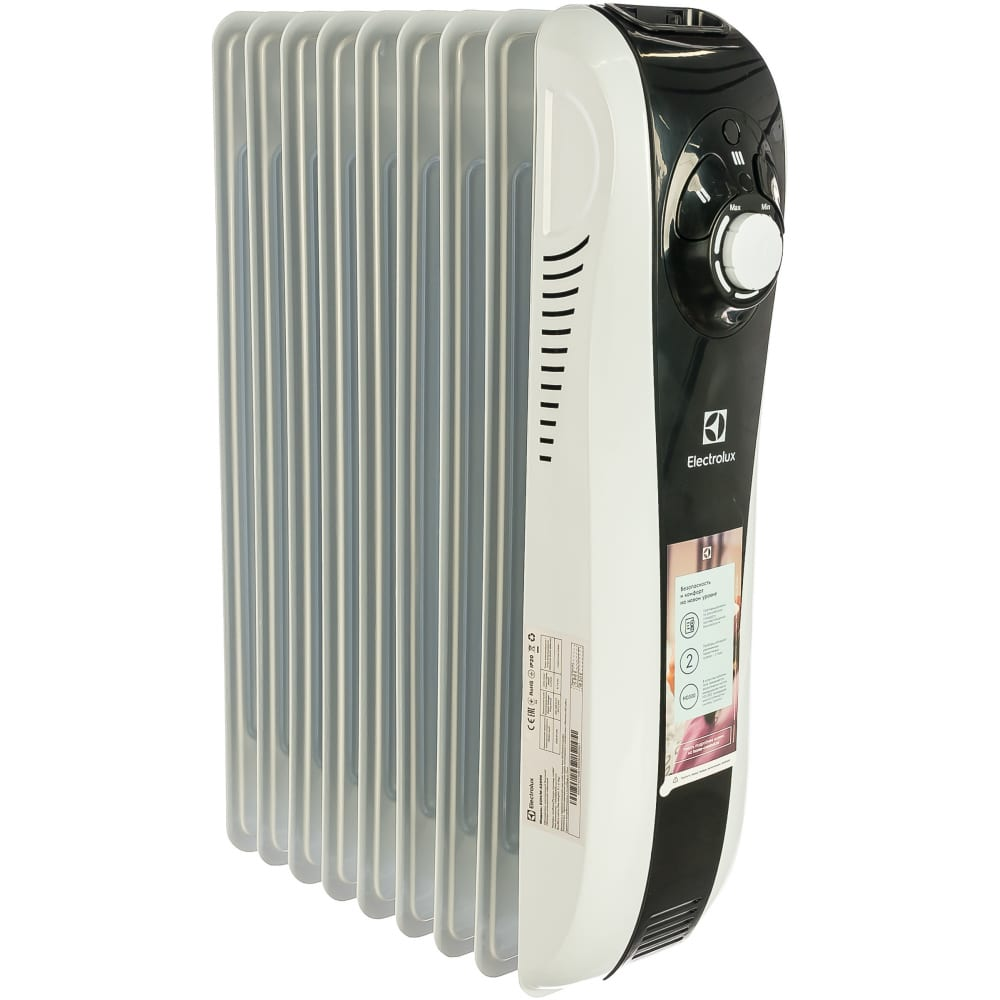 Купить Масляный радиатор electrolux sport line eoh/m-5209n - 9 секций