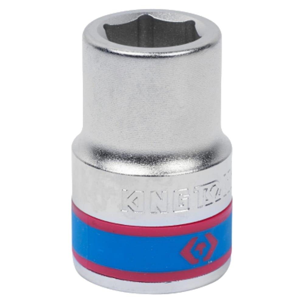 Купить Головка торцевая шестигранная (56 мм; 3/4 ) king tony 633556m
