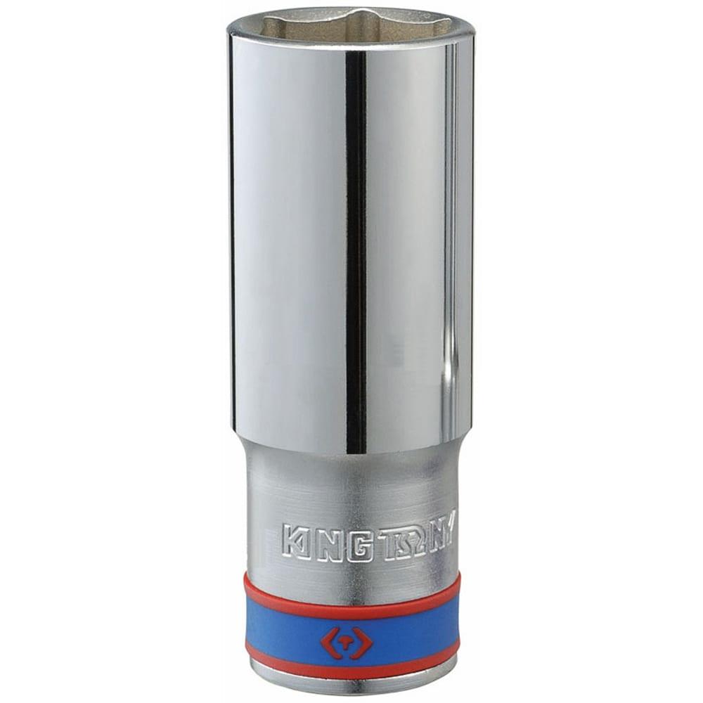 Купить Головка торцевая глубокая шестигранная (26 мм; 1/2 ) king tony 423526m