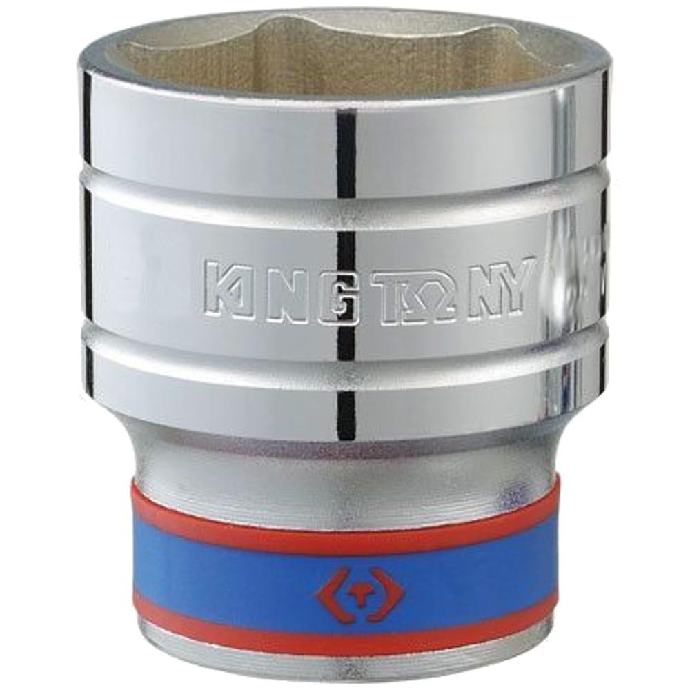Головка торцевая шестигранная (11 мм; 1/2) king tony 433511m.