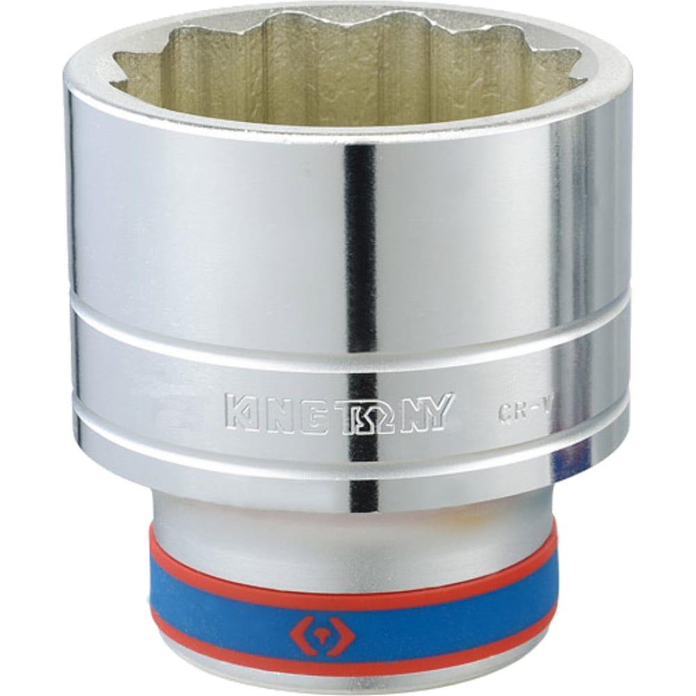 Головка торцевая двенадцатигранная (22 мм; 3/4) king tony 633022m.