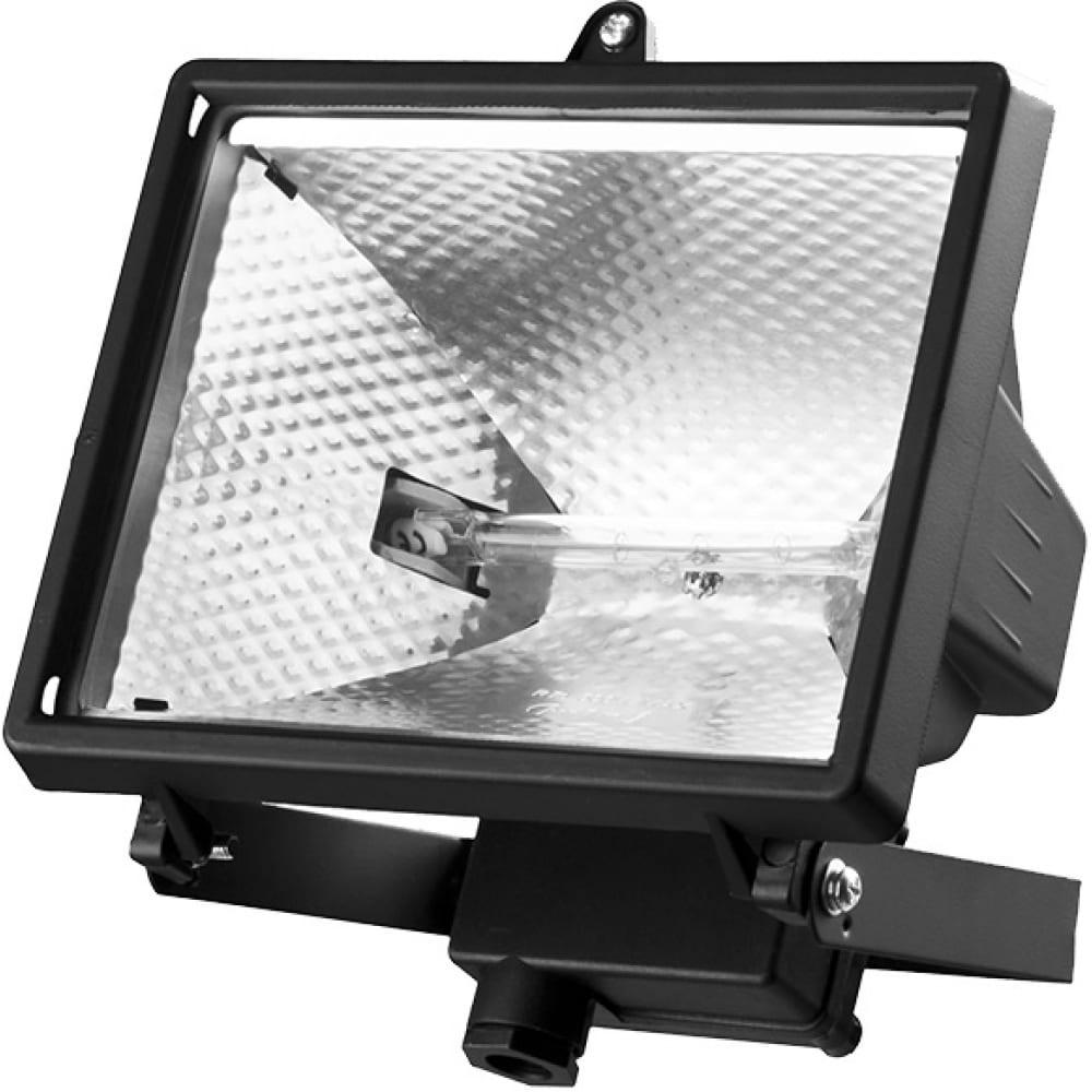 Купить Галогенный прожектор с дугой крепления под установку, черный, 1500вт stayer master maxlight 57107-b
