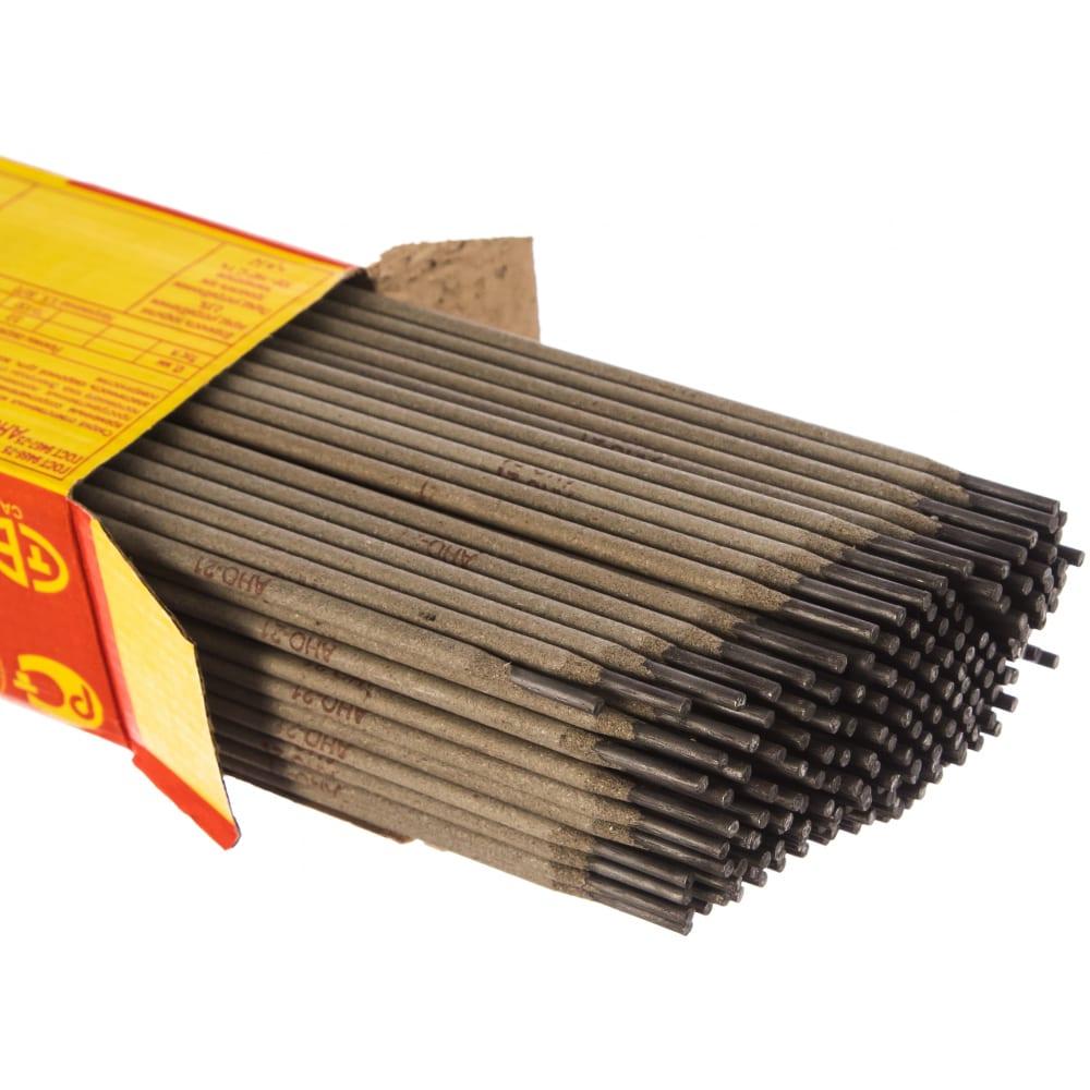 Электрод ано-21 (5 кг; 3 мм) спецэлектрод св000011477