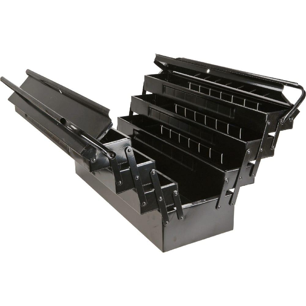 Купить Металлический ящик для инструмента 55x20x27см topex 79r102