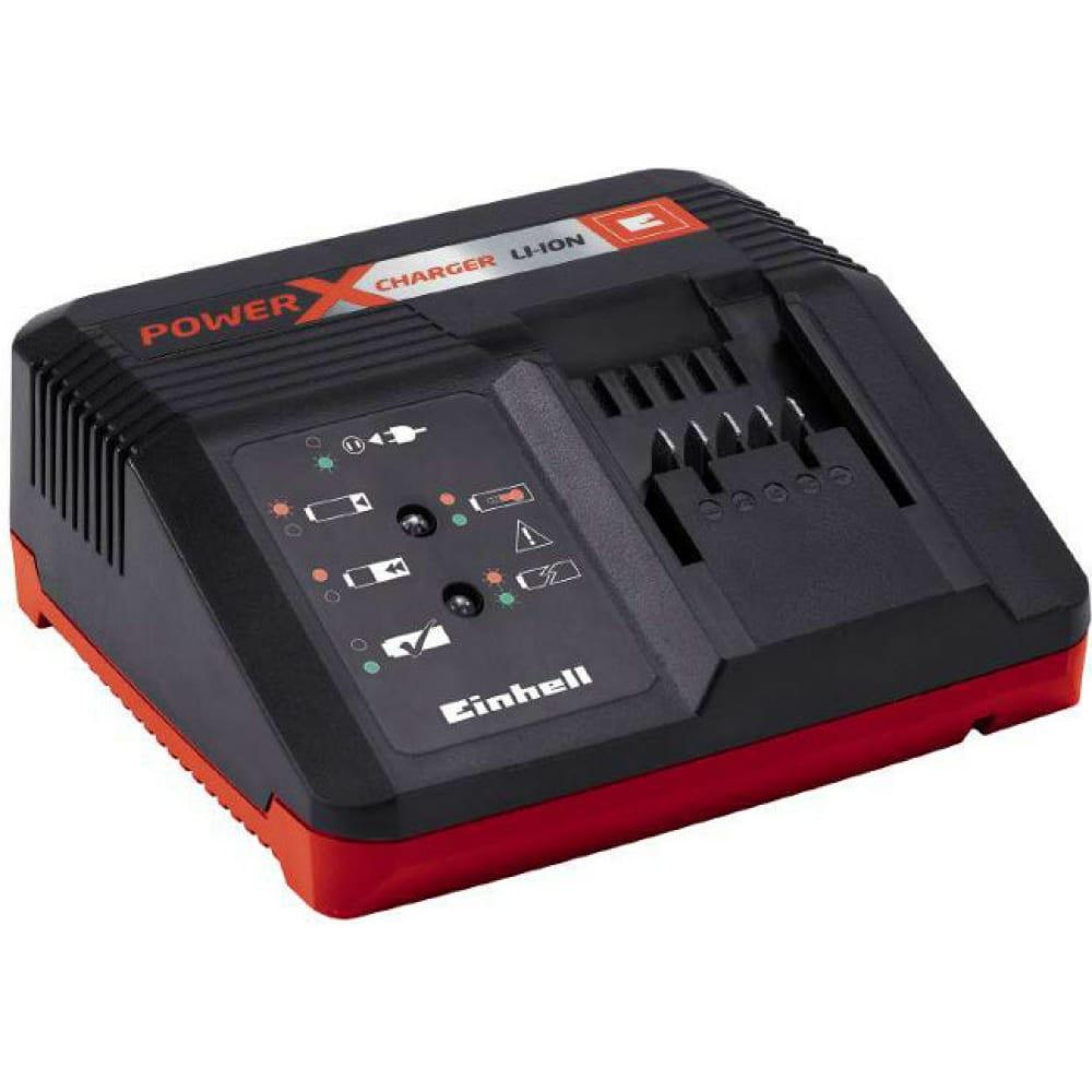 Зарядное устройство для аккумуляторов power x-change einhell 4512011