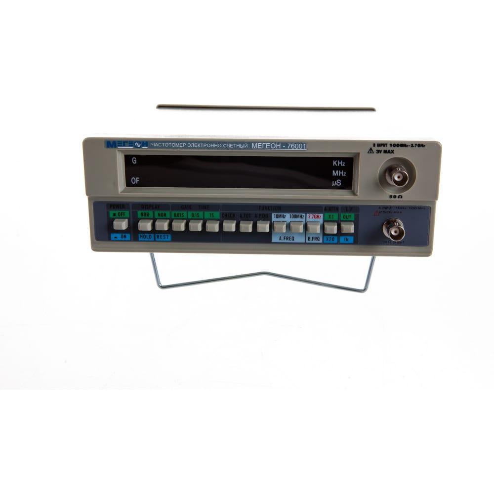 Частотомер мегеон 76001