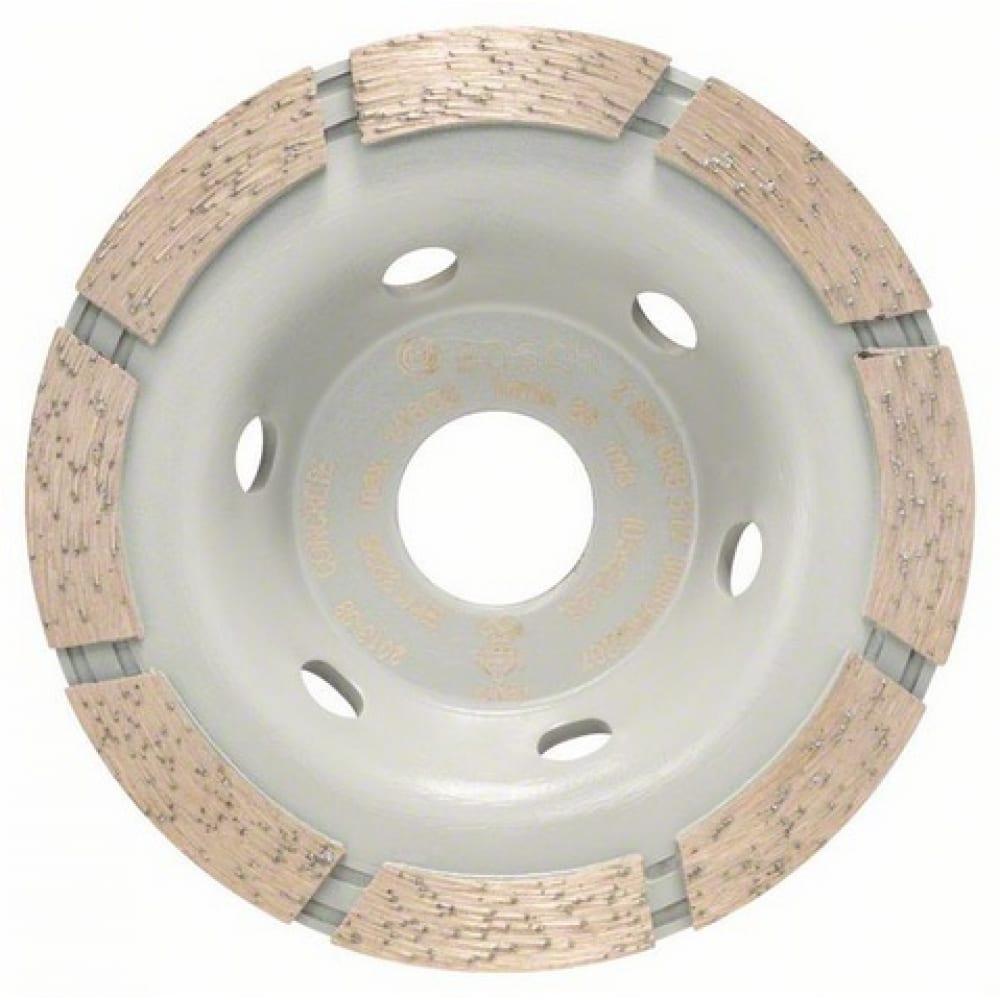 Купить Чашка алмазная по бетону (105х22.2 мм) bosch 2608603312