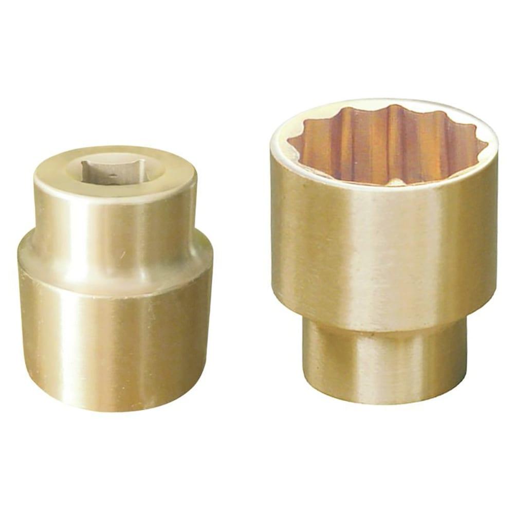 Купить Головка искробезопасная al-br (6 мм; 1/2'') wedo ns104-6