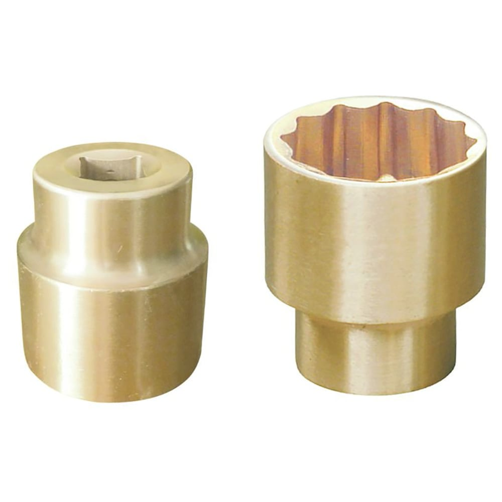 Купить Головка искробезопасная al-br (18 мм; 1/2'') wedo ns104-18
