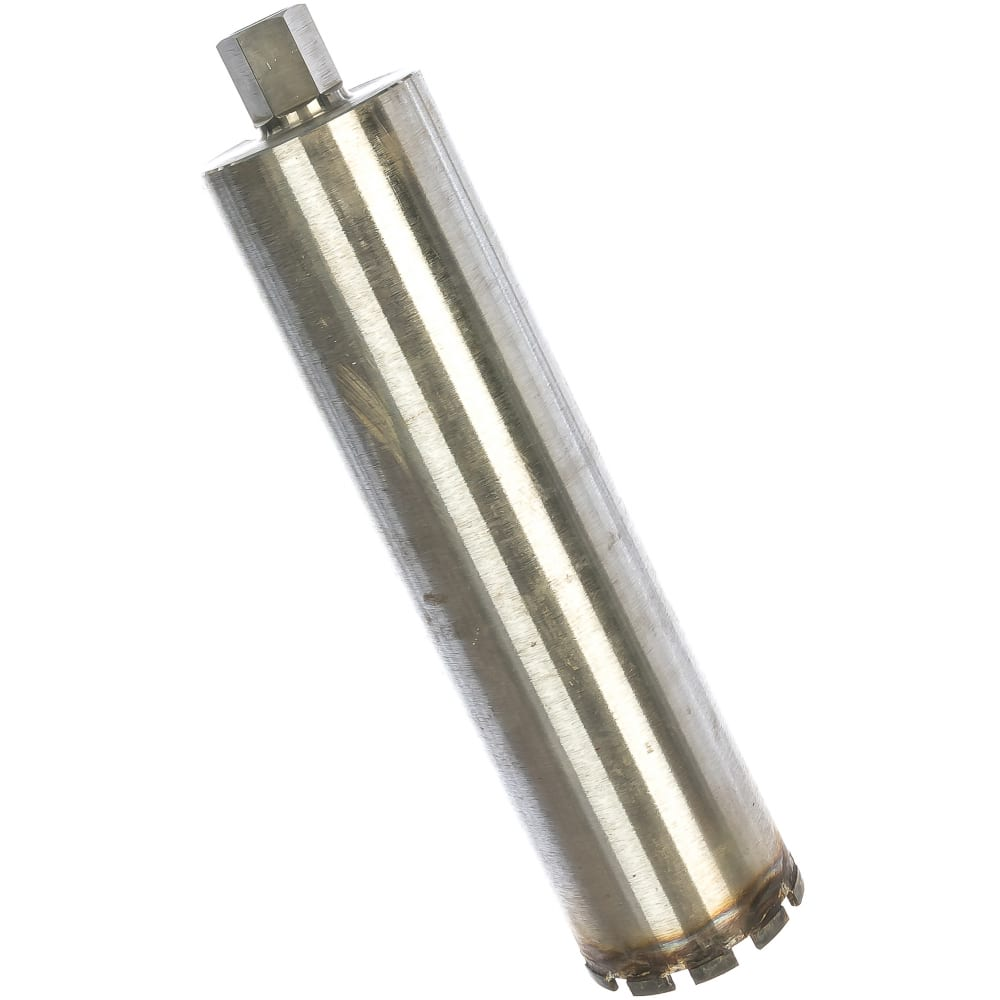 Коронка алмазная hard premium (122х450 мм; 1 1/4``) rekon 040122