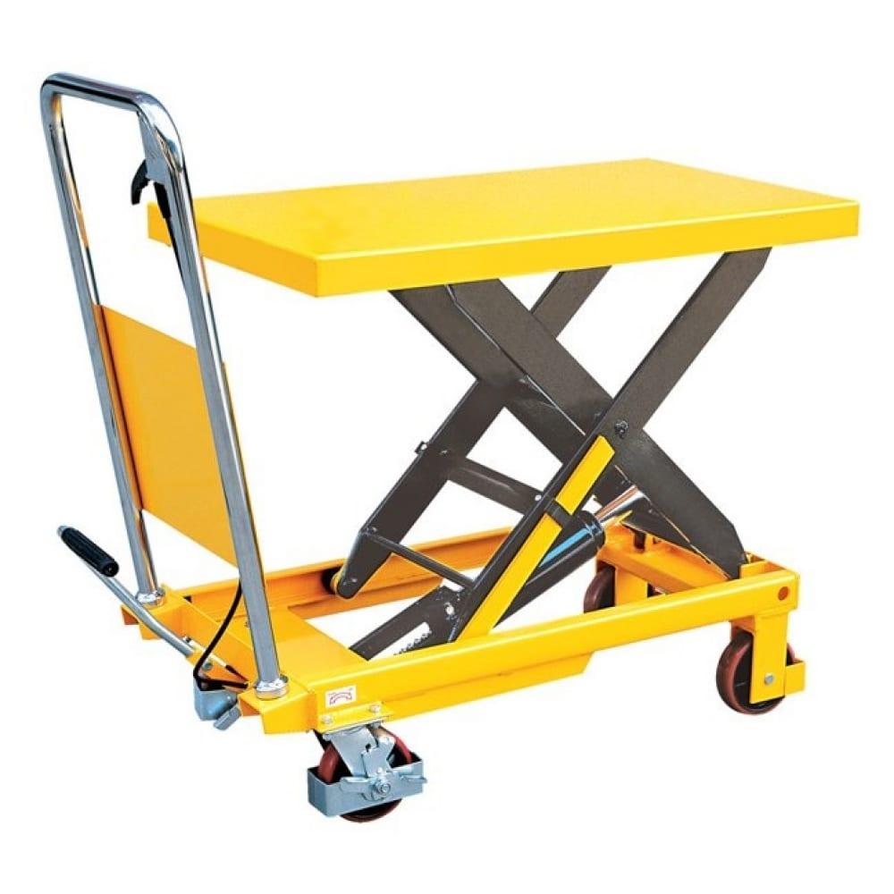Купить Подъемный стол tor tor wp-1000, г/п 1000 кг, 400-1000 мм 11810010