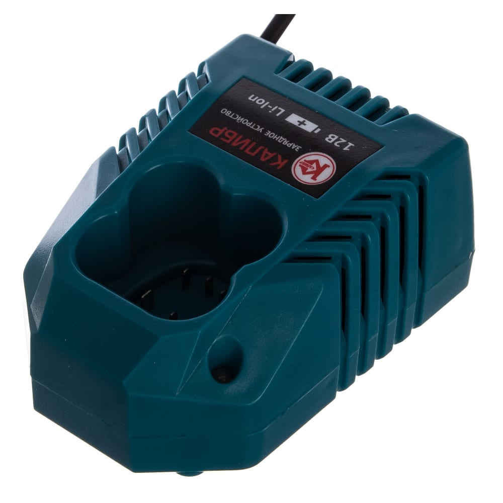 Зарядное устройство для li-ion аккумуляторов (12 в) калибр 00000052351