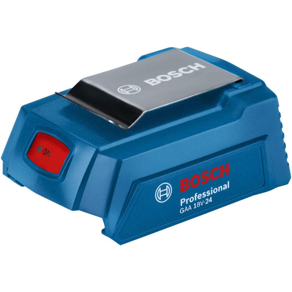 Купить Usb-переходник gaa 18v-24 для зарядки (14.4/18 в) bosch 1600a00j61