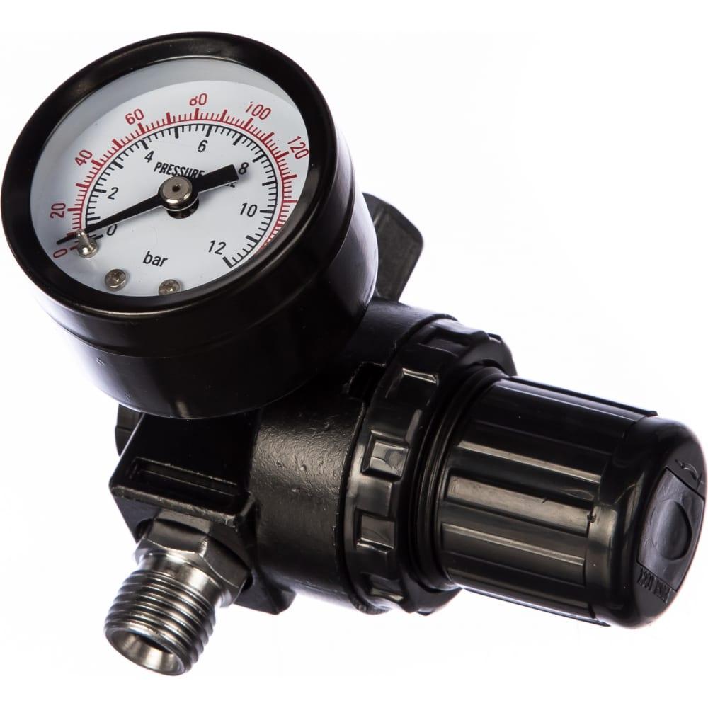 Купить Регулятор давления с манометром кратон 3 01 03 013