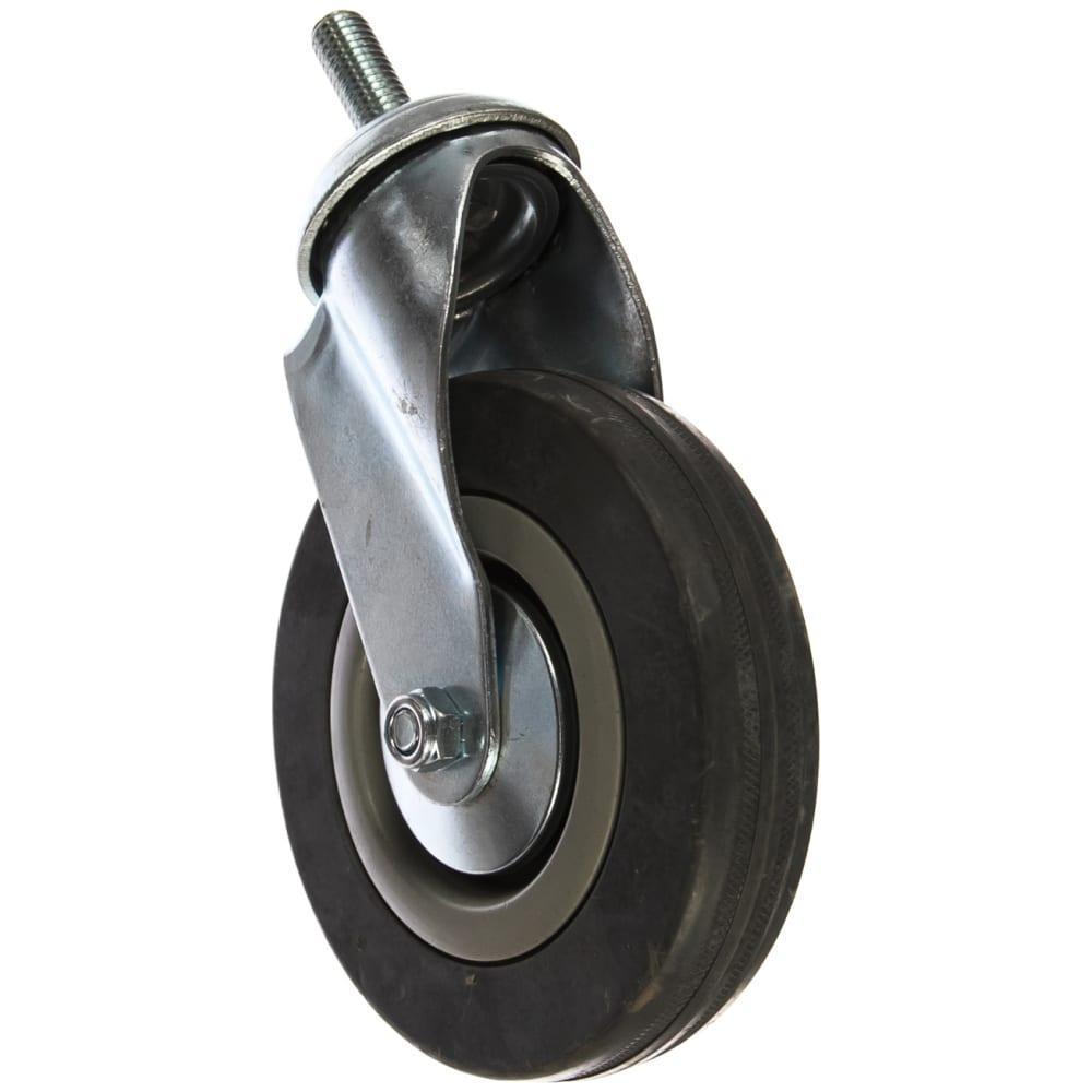 Колесо аппаратное поворотное с болтом longway sctg 55