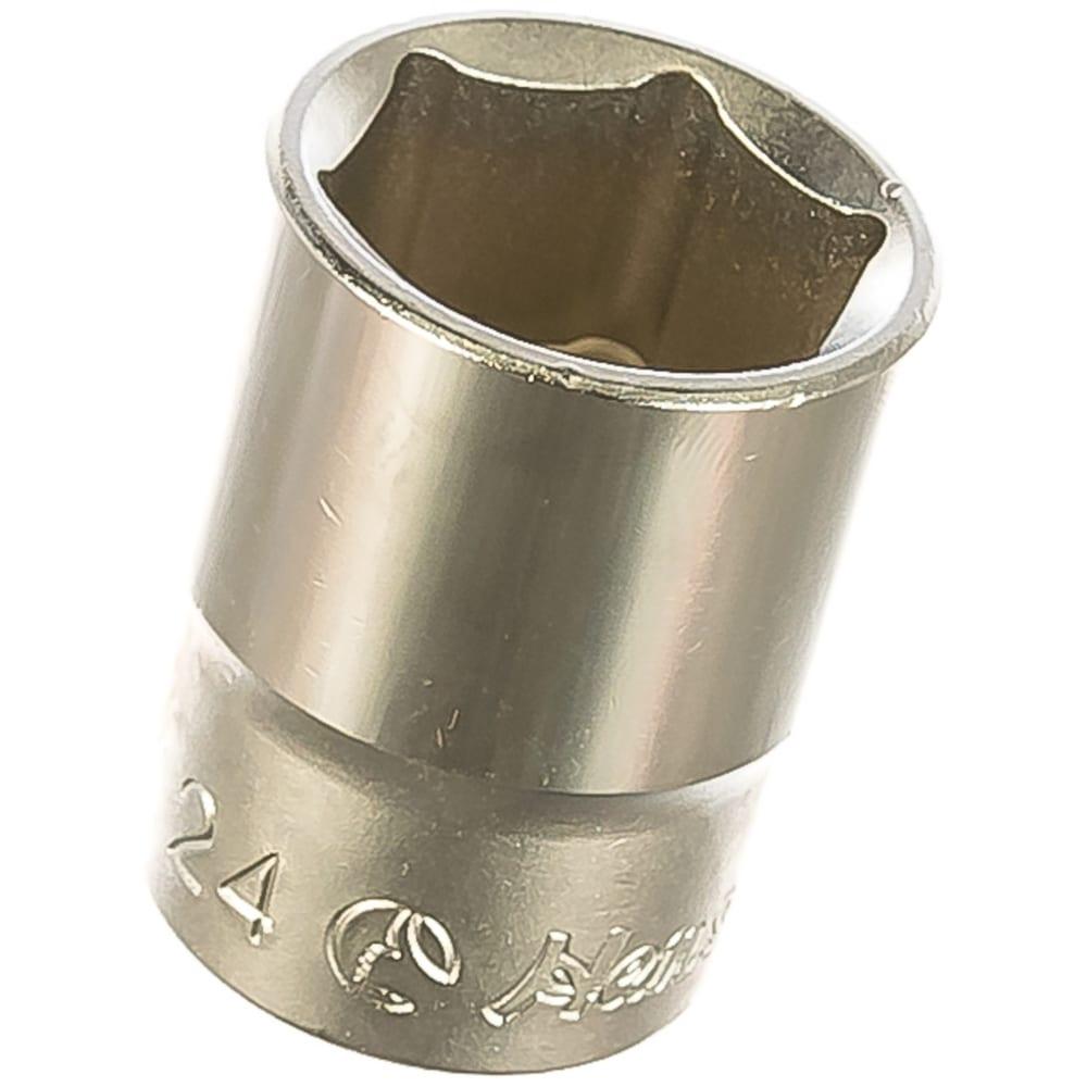 "Головка торцевая 6-ти гранная (24 мм; 1/2""; 42 мм) hans 4400m24"