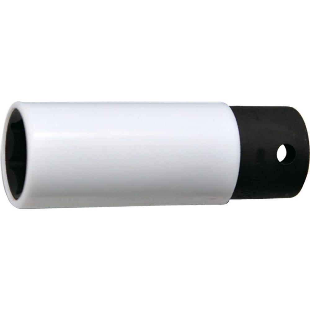 Купить Головка торцевая ударная тонкостенная (21 мм; 1/2 ; 80 мм) hans 84304p21