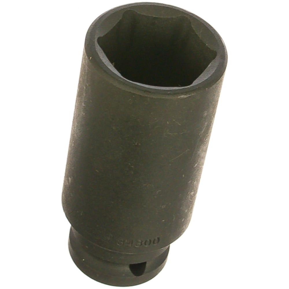Купить Головка торцевая ударная 6-ти гранная (27 мм; 1/2 ; 80 мм) hans 84300m27