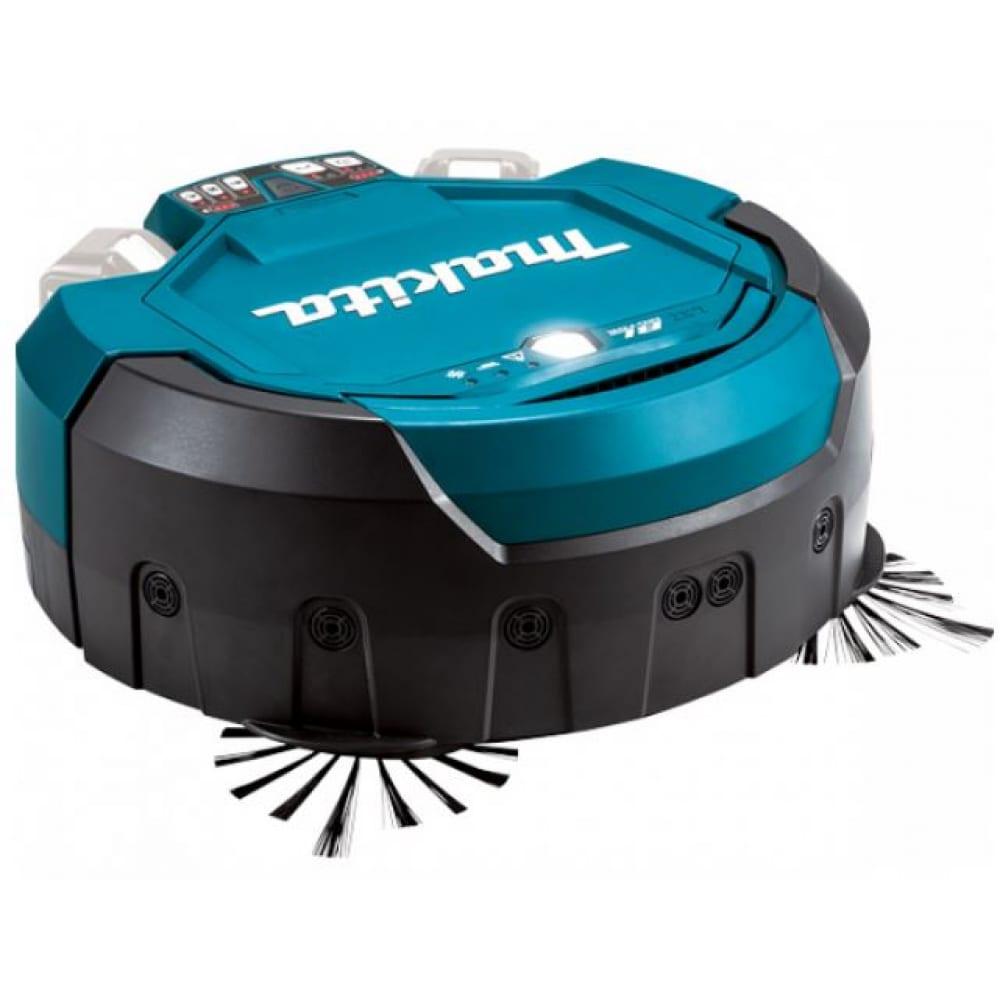 Купить Аккумуляторный робот-пылесос makita drc200z