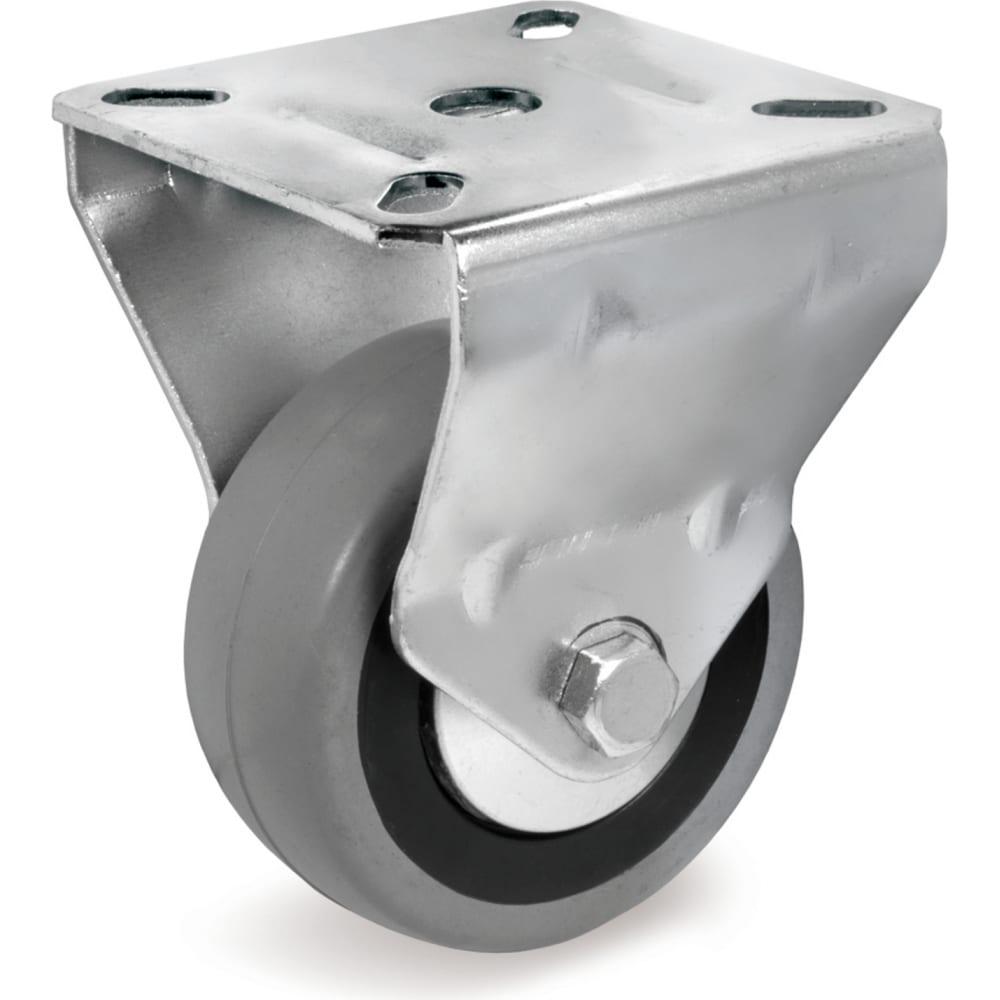 Колесо со стационарной опорой (80 мм; 55 кг) tellure rota 375103  - купить со скидкой
