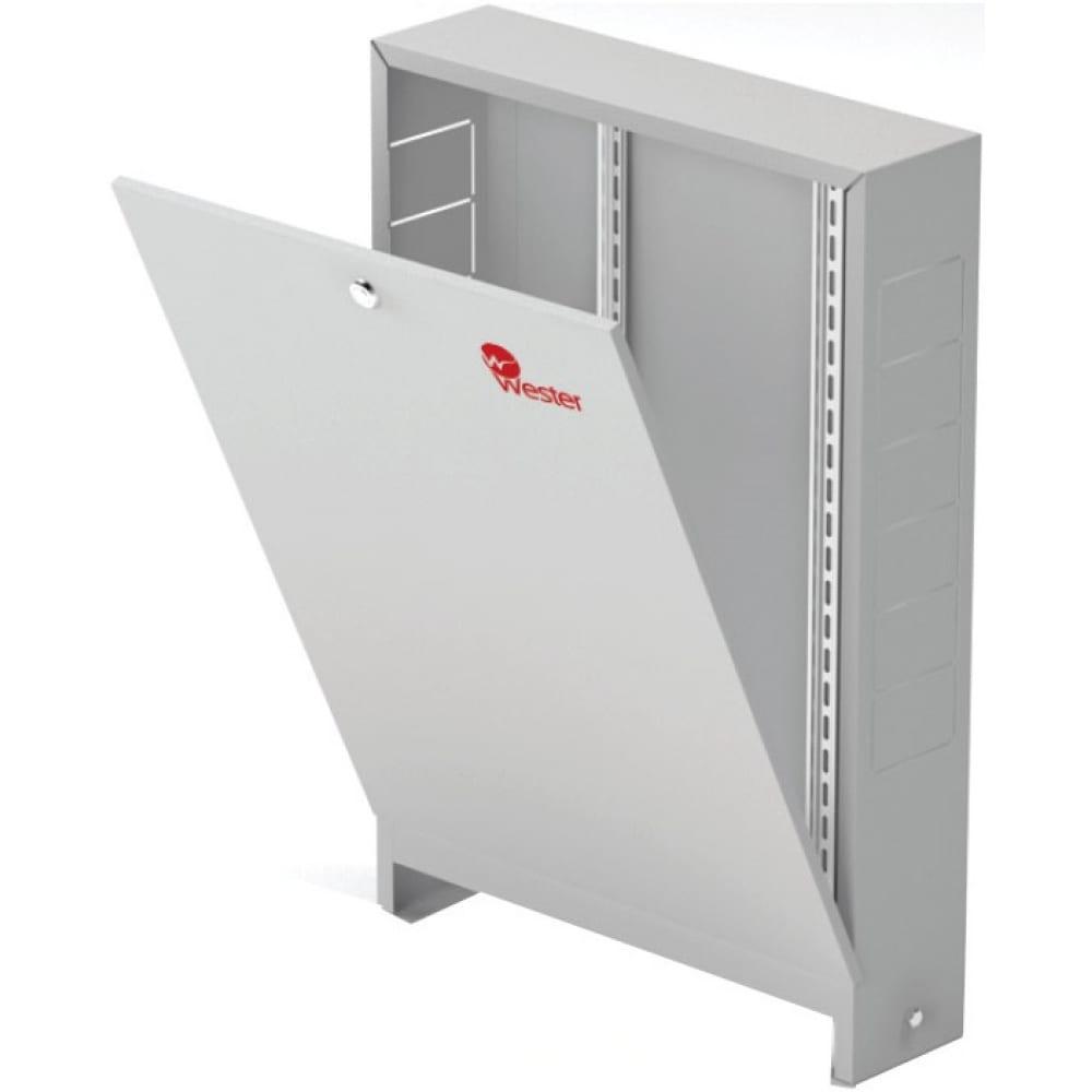 Коллекторный шкаф wester шрн-4  - купить со скидкой