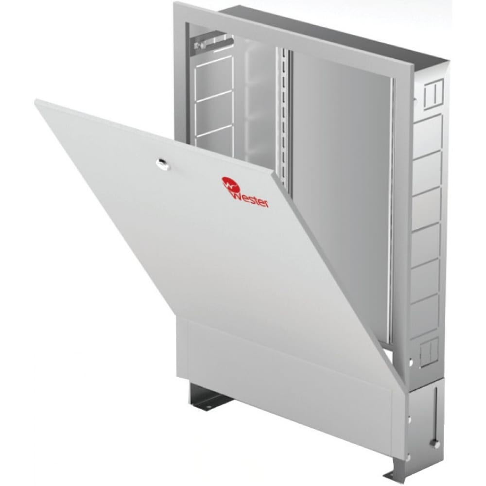 Коллекторный шкаф wester шрв-7  - купить со скидкой