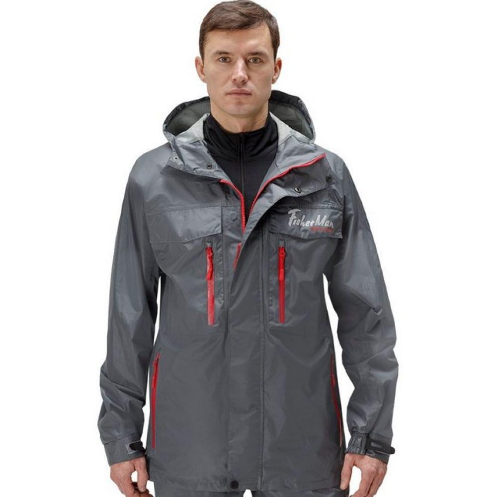 Куртка fisherman nova tour риф v2 95935-911-xxlКуртки<br>Международный размер: XXL (54-56) ;<br>Размер: 54-56 ;<br>Вес: 0.7 кг;<br>Рост: 188 см;<br>Тип застежки: молния ;<br>Москитная сетка: нет ;<br>Капюшон: есть ;<br>Подкладка: есть ;<br>Защитные свойства: влагостойкость ;<br>Цвет: темно-серый ;<br>Плотность ткани: 130 ;<br>Состав ткани: 100% полиэстер ;<br>Основная ткань: полиэстер ;<br>Подходит для демисезонной носки: да ;<br>Демисезонный: есть ;<br>Летний: нет ;<br>Мембранный: есть ;<br>Тип расцветки: многоцветный ;