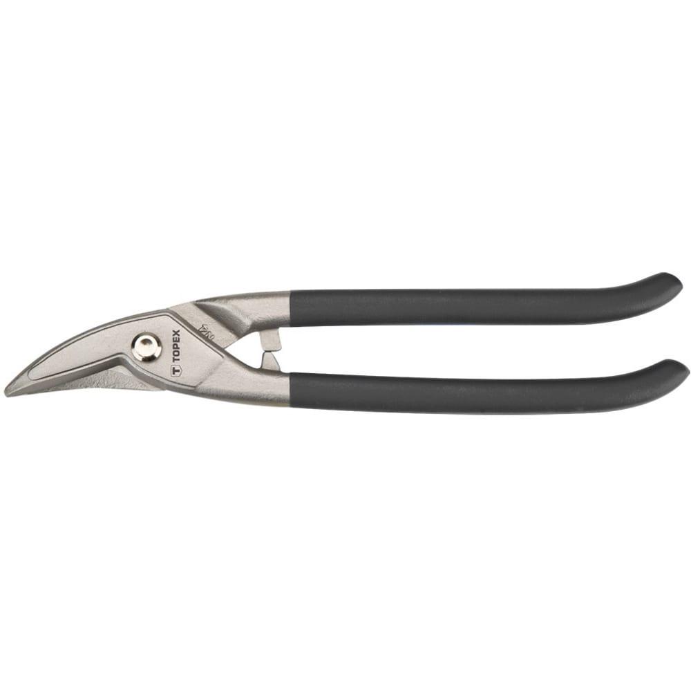 Купить Ножницы по металлу для фигурной резки topex 260мм 01a441