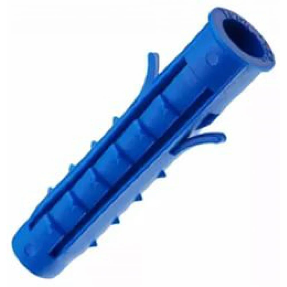Распорный дюбель чапай 5х30 шипы+усы, синие 2000шт - пакет tech-krep 111139  - купить со скидкой