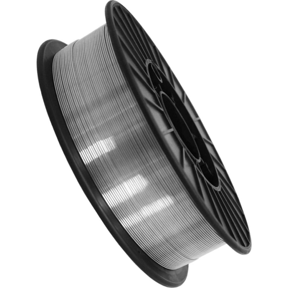 Проволока сварочная алюминиевая er4043 (0.8 мм; катушка 6 кг) elkraft 93610