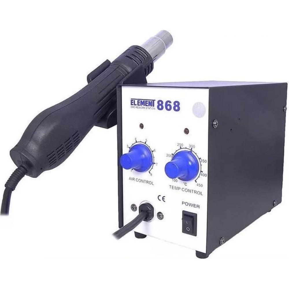 Паяльный фен element 868 16123