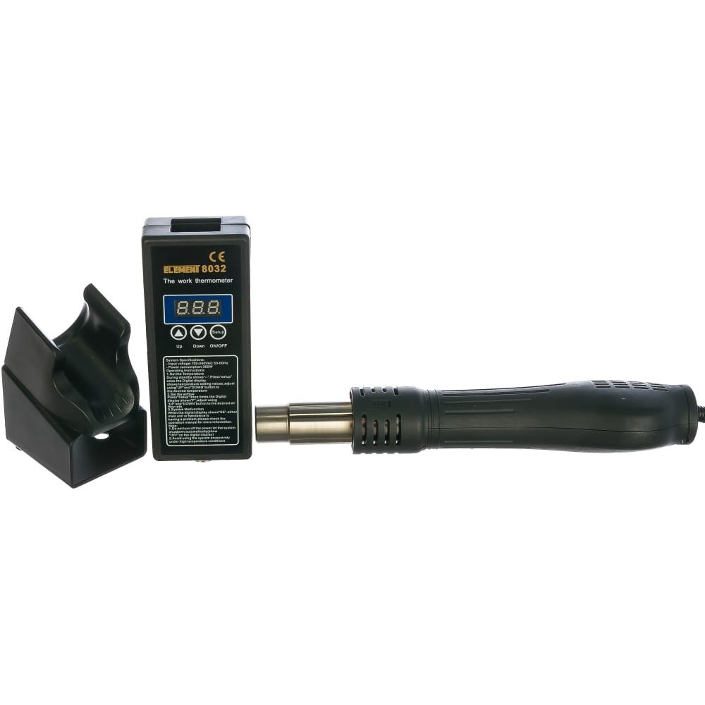 Ручной паяльный фен element 8032 16122