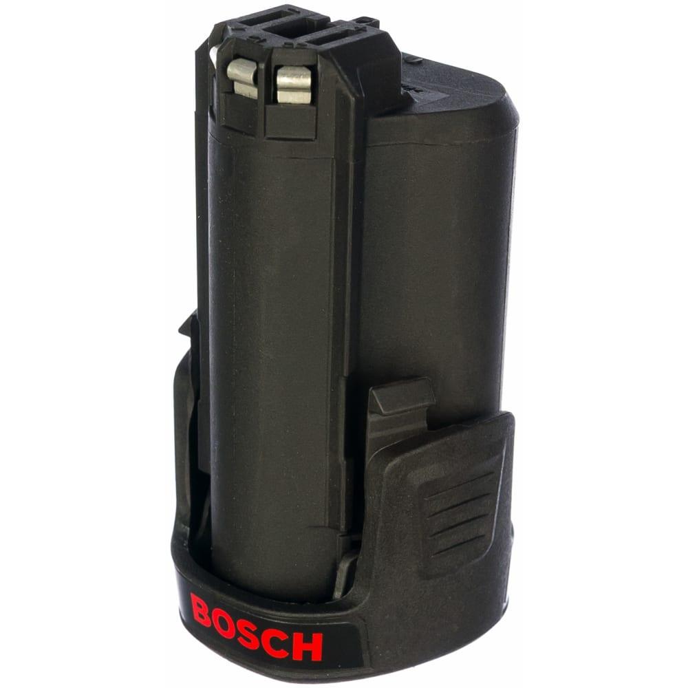 Купить Блок аккумуляторный (12 в; 2.5 а*ч; li-ion) bosch 1600a00h3d