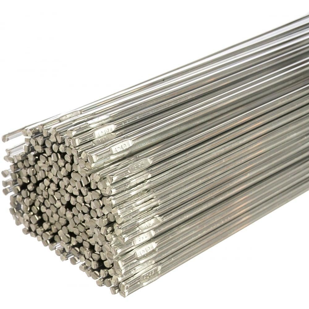 Купить Пруток присадочный алюминиевый tig er4043 св-ак5 (3.2 мм; 5 кг) elkraft 93111