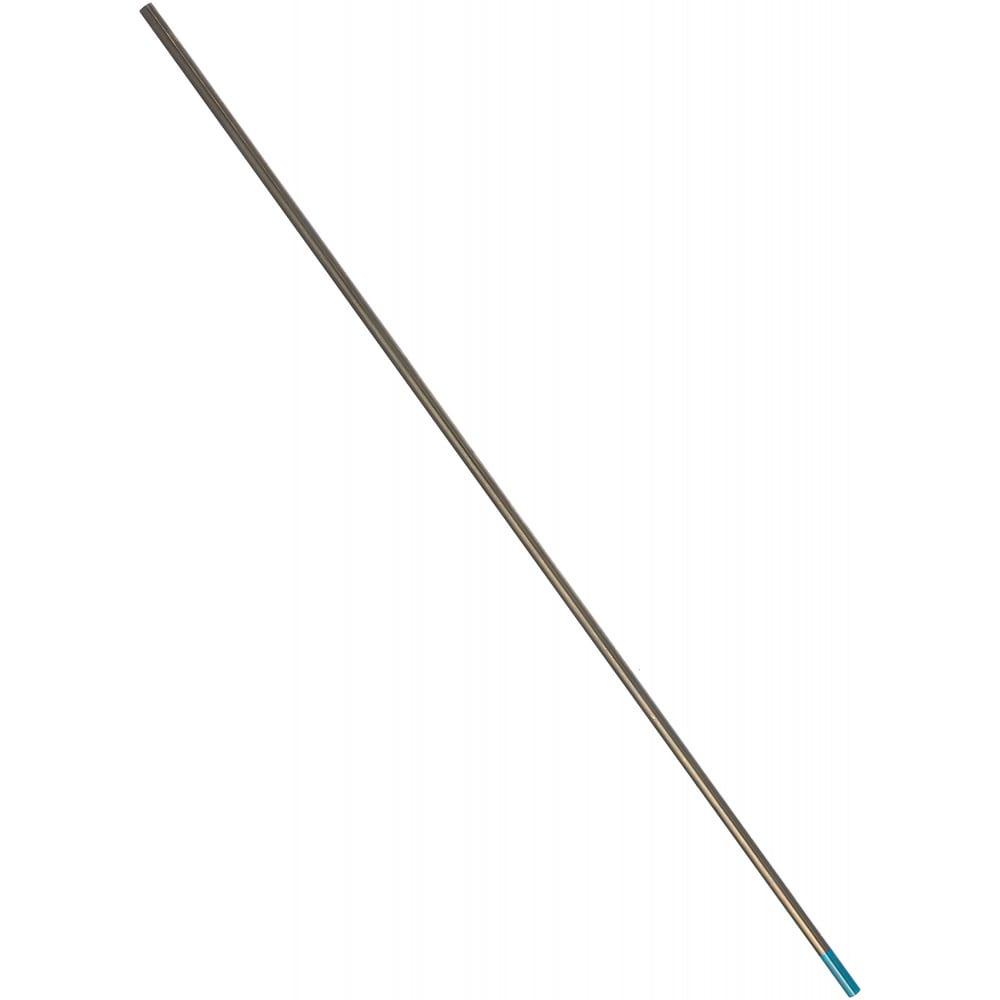 Электрод сварочный wl-20 (2.4х175 мм; синий) foxweld 1753