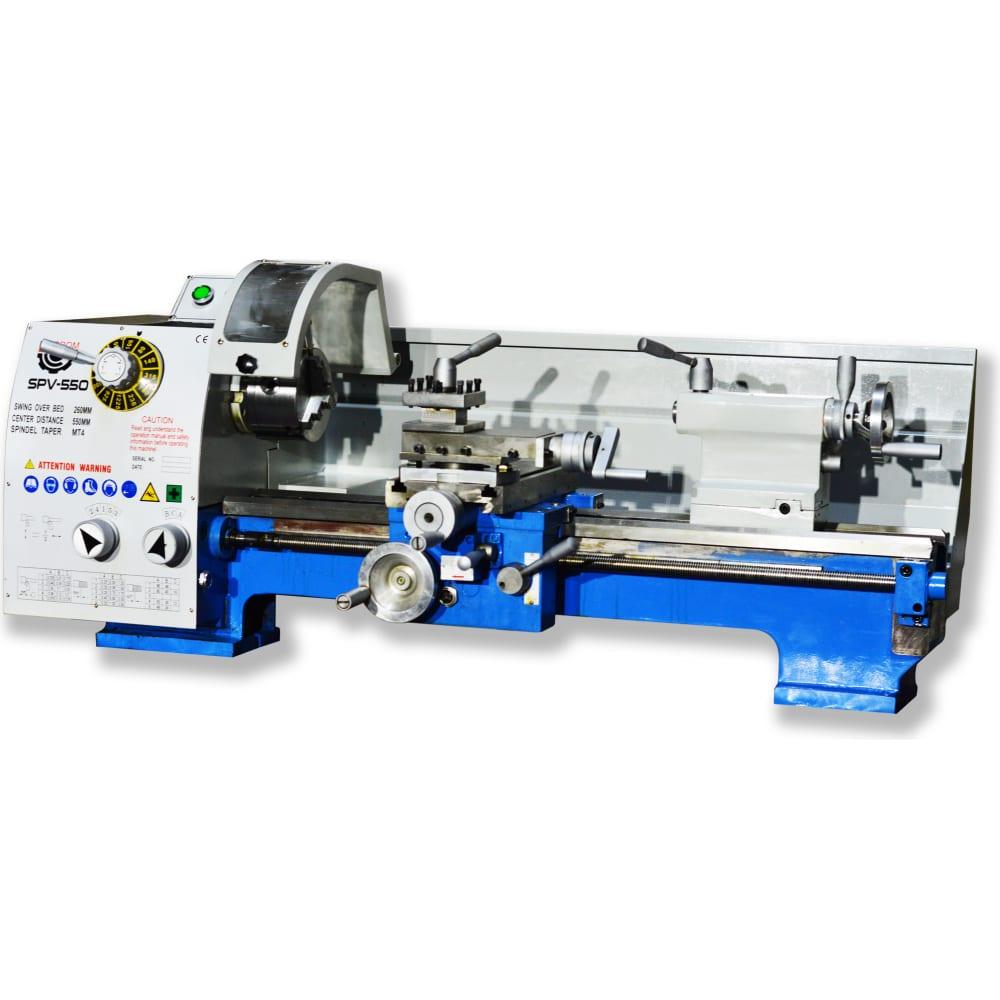 Универсальный токарный станок visprom spv 550 39000800