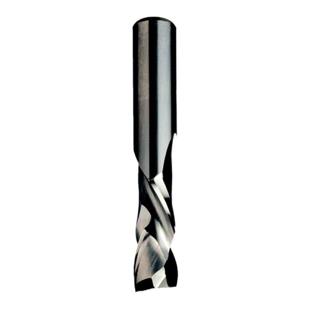 Фреза спиральная монолитная (12x52x100 мм; z 2+2;