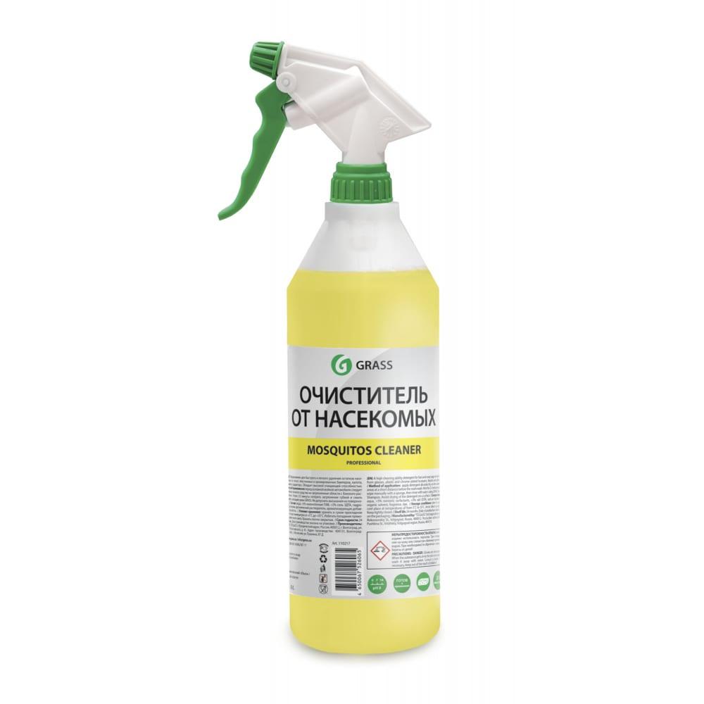 Очиститель от насекомых (с профессиональным тригером) grass