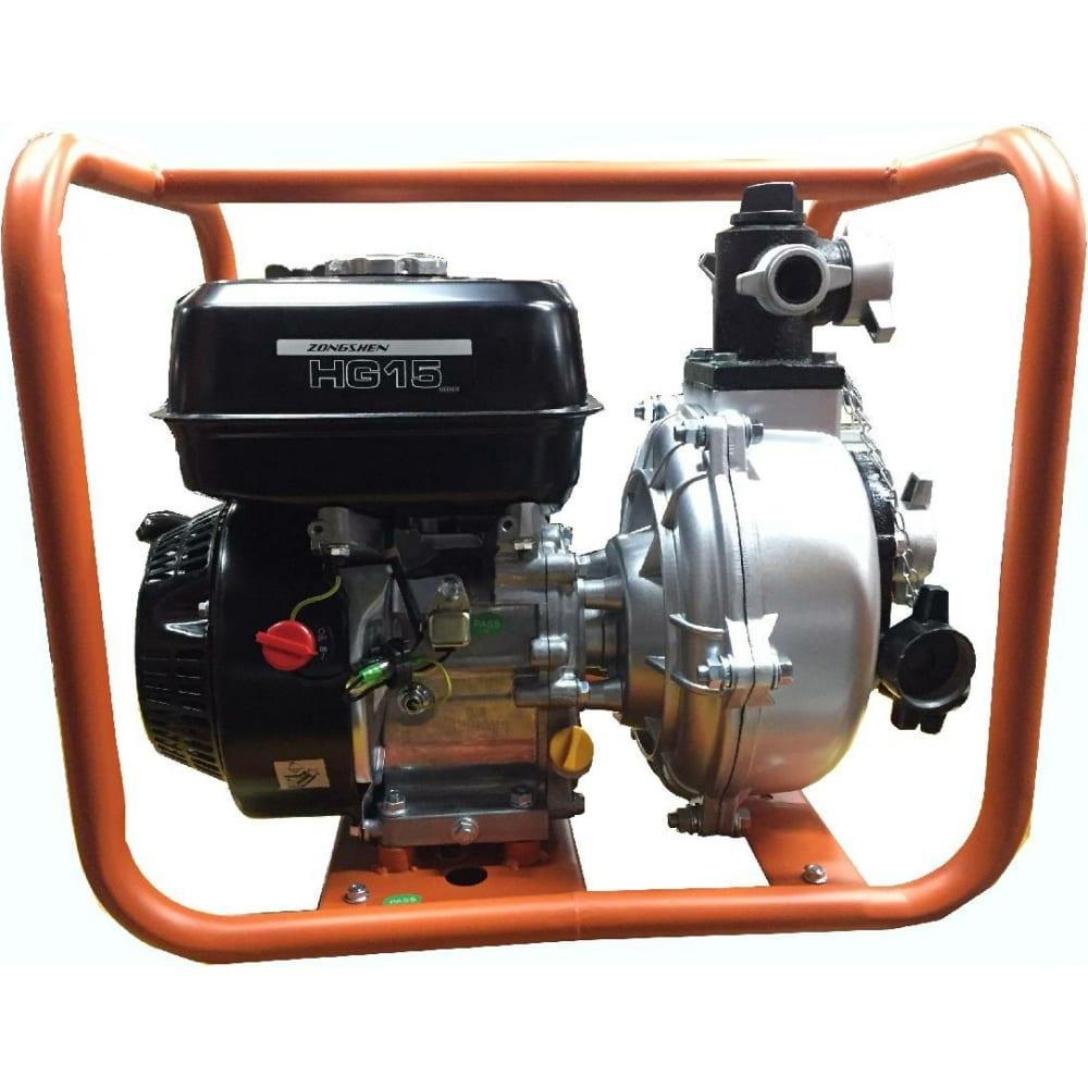 Бензиновая мотопомпа zongshen hg 15 1t90shg15