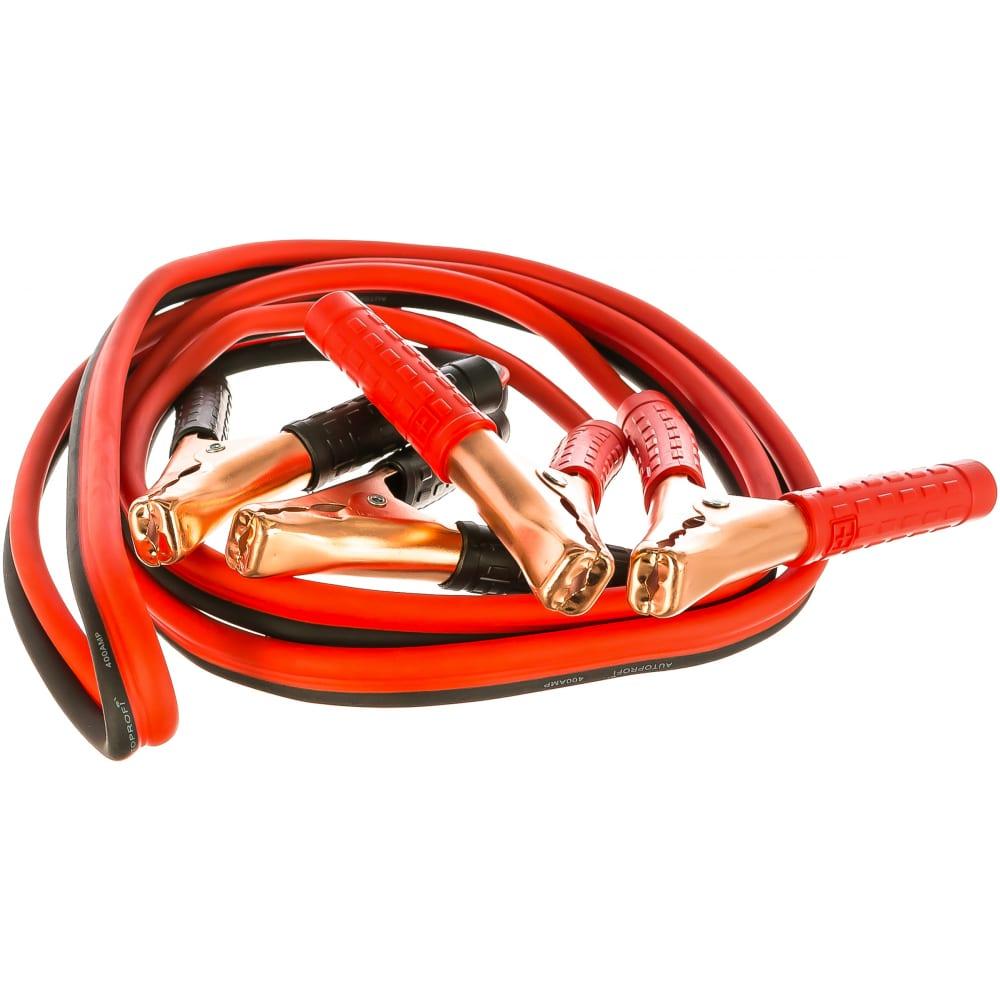 Морозостойкие провода прикуривания с брезентовой сумкой (100