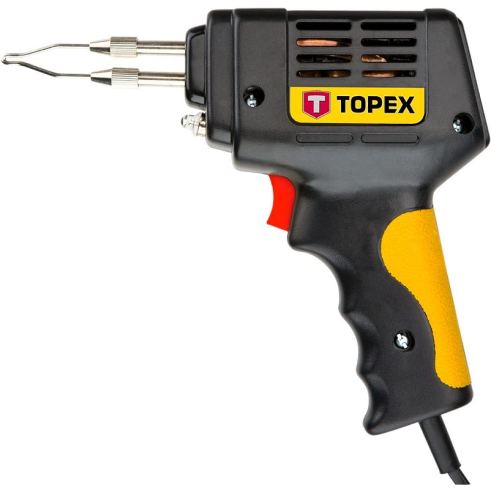 Электрический паяльник 100вт topex 44e002  - купить со скидкой