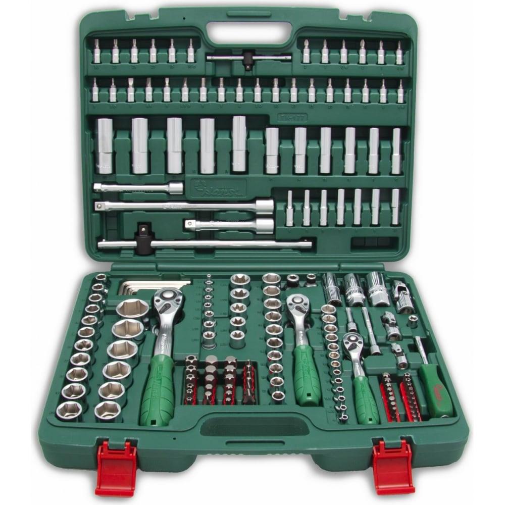 Купить Универсальный набор инструментов hans 177 предметов tk-177