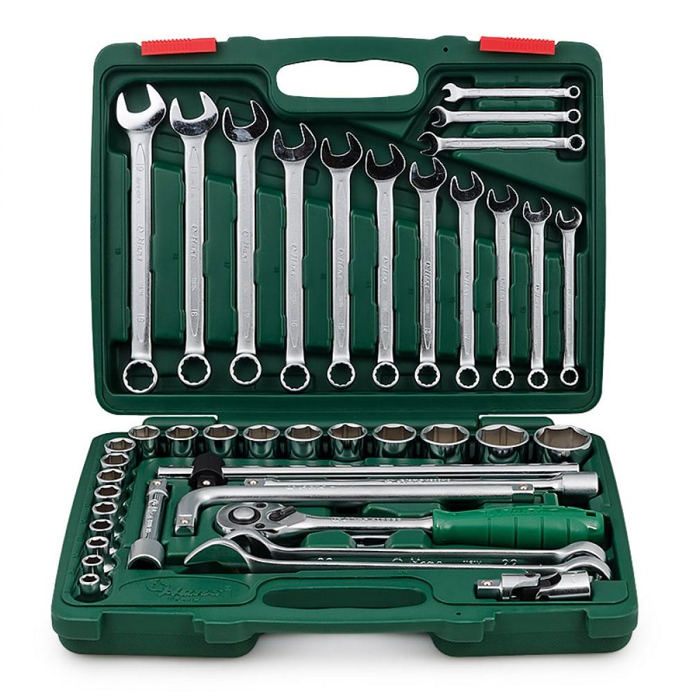 Универсальный набор инструментов hans 42 предмета tk-42